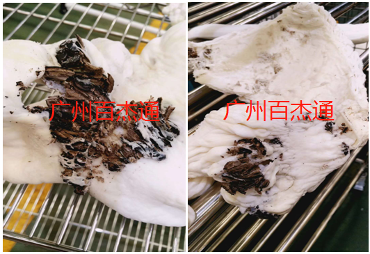 肯天螺杆清洗剂挤出机黑点积碳停机保养