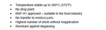 TCE300高温白油特点